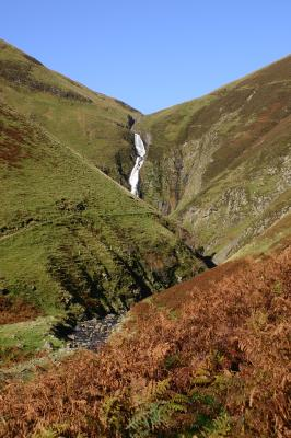 The Grey Mares tail