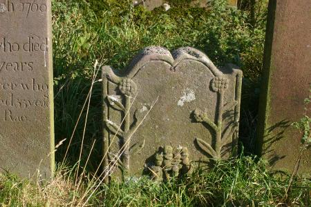 Grave stone @  RepentanceTower