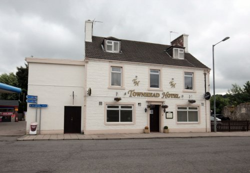Town head hotel Lockerbie