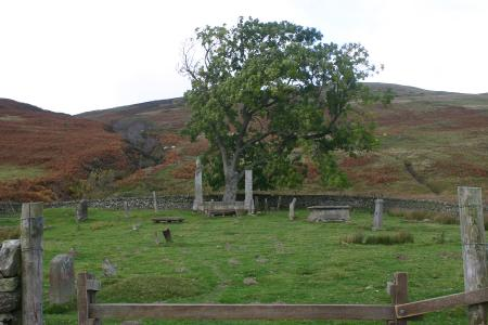 The Old Kirk Yard