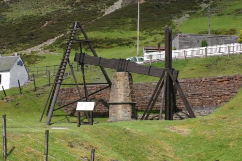 Beam engine@Wanlockhead
